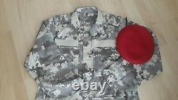 Qatar Army Véritables Spécifications Marines Camouflage Bdu Camo Set XL