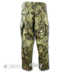 Raptor Cam Jungle Pattern Ensemble Uniforme Chemise Pantalons Acu Style Nous Militaire