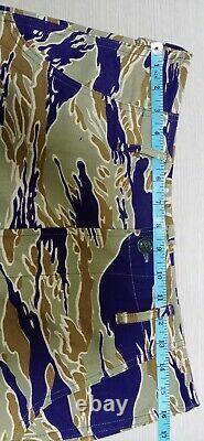 Reproduction Vietnam War Gold Tiger Stripes Camouflage Combat Uniforme Set