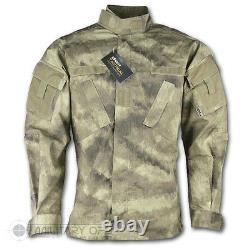 Smudge Kam Desert Pattern Uniforme Set Chemise Pantalons Acu Style Nous Militaire Camo