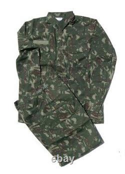 Taille Du Jeu De Camouflage Armée Brésilienne Grand