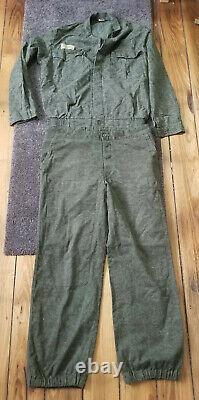 Tchèque Vz 92 Work Uniform Army Camouflage Militaire Camo Uniforme Ensemble