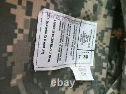 U. S. Army Combat Camouflage Uniform Complete 3-pc Set! Taille Grande