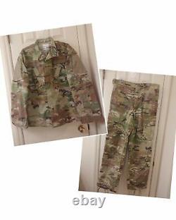 U. S. Army Ocps Uniform Set, Taille Grand Long, T.n.-o.