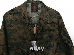 U. S. Marine Maternité Woodland Marpat Camouflage Nom De L'ensemble Uniforme Madrid S-short