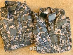Uniforme Set Us Military Emissiond Army Combat Camouflage Veste Et Pantalons
