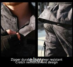 Uniformes Militaires Camouflage Taille Tactique Hommes Army Combat Pantalon Pantalon Pantalon