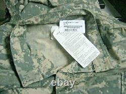 / Us Army Combat Acu Universal Camouflage, Ensemble, Taille XL