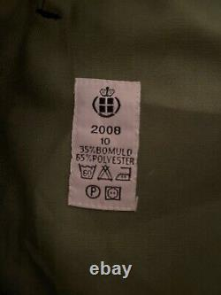 Veste D'uniforme Danoise M84 Camouflage, Pantalons-hmak