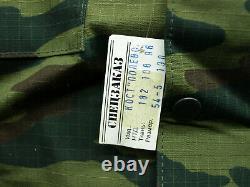 Veste De Pantalon Uniforme De Camouflage Militaire Russe Taille 54 Rip Stop (g42)