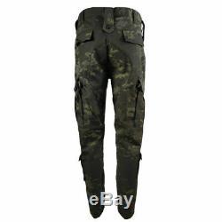 Veste Pantalons Ensemble Manteau Militaire Tactique Pantalon Combat Uniforme Extérieur Armée