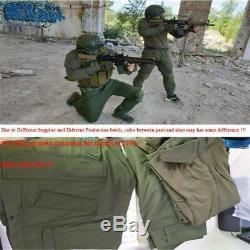 Vêtements Militaires Ensembles Uniformes Tactiques Hauts De Camouflage Et Costumes De Pantalon De Combat