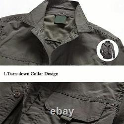 Vêtements Militaires Hommes Uniformes Tactiques Été Chemises Sèches Rapides Pantalon Cargo