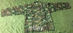 (extra Large) Vietnam Erdl Camouflage Set Uniforme (reproduction)